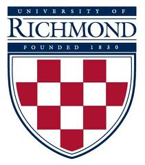 Logo for University of Richmond.