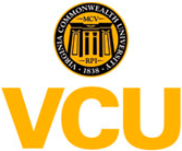 Logo for VCU